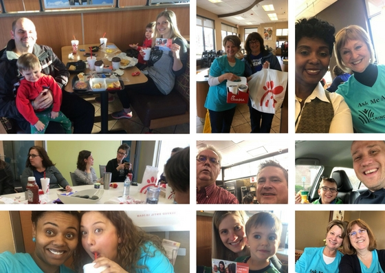 Chick Fil A Spirit Day