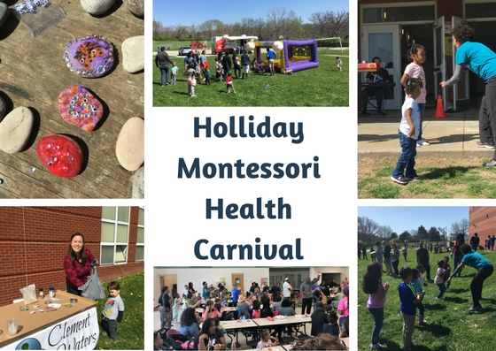 Hollidaymontessorihealth Carnival