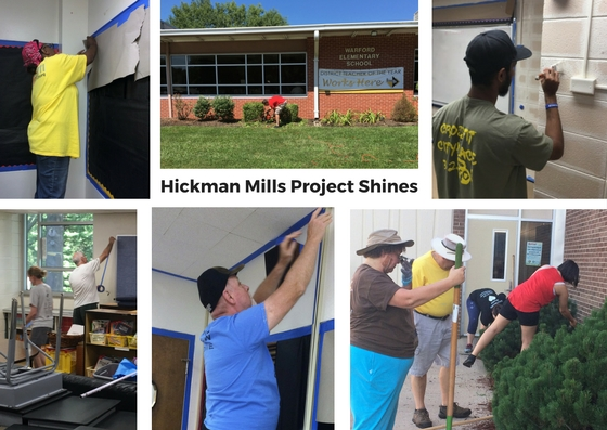Hickman Mills Project Shines