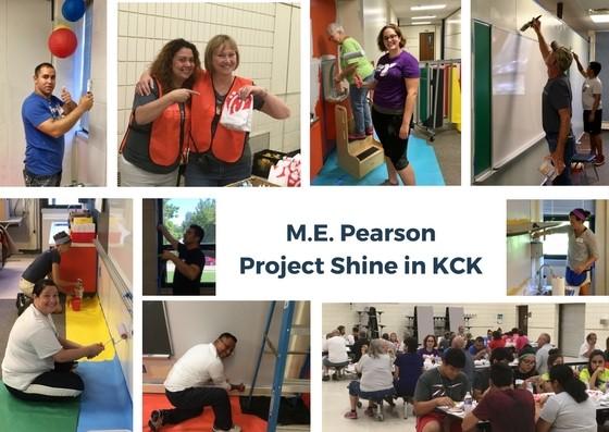 M.e. Pearson Project Shine In Kck