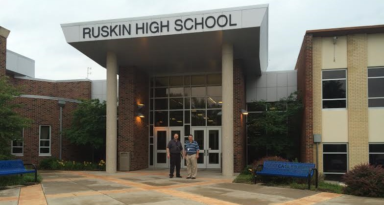 Ruskin High School Cropped
