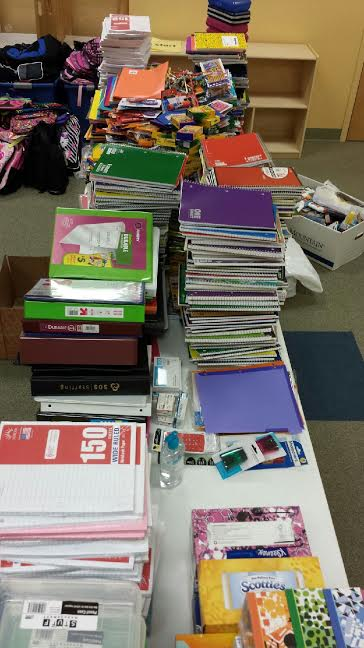 School Supplies From Graceway