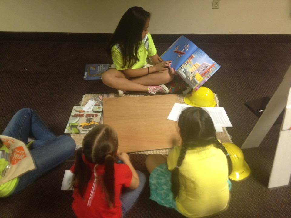 Vbs Summer Reading Program5