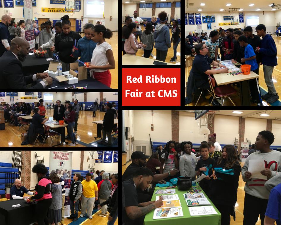 Red Ribbon Week Fair