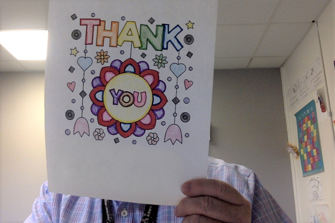Cair Thank You To Partners From Students Revised